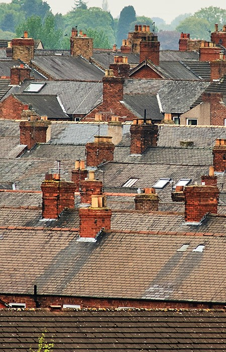 Roofs of Leeds