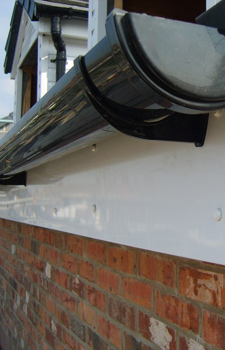 Soffits and roofline